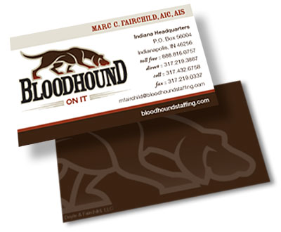 Bloodhound-cards