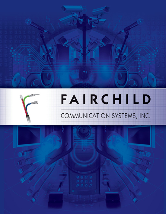 Fairchild Communications Corporate Identity